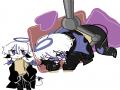 자세는 트.. : 자세는 트레 참고했어요ㅎ 스케치판 ,sketchpan