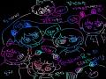 잘안쓰는 .. : 잘안쓰는 자.오너캐 그려봄..다시 수정해야함ㅎ 스케치판 ,sketchpan