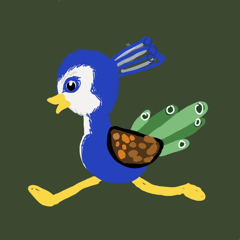 공작새?? : 공작새?? 스케치판 ,sketchpan