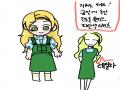 다른스타일.. : 다른스타일의 옷 입혀봤는데.. 괜찮나요? 스케치판 ,sketchpan