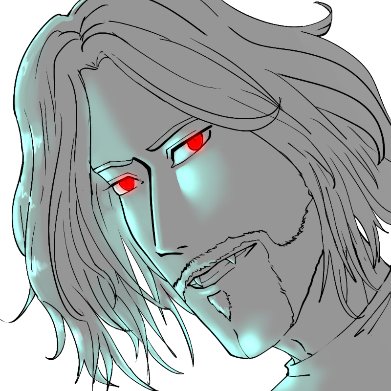 카우보이 .. : 카우보이 뱀파이어 케빈 사랑해 스케치판 ,sketchpan