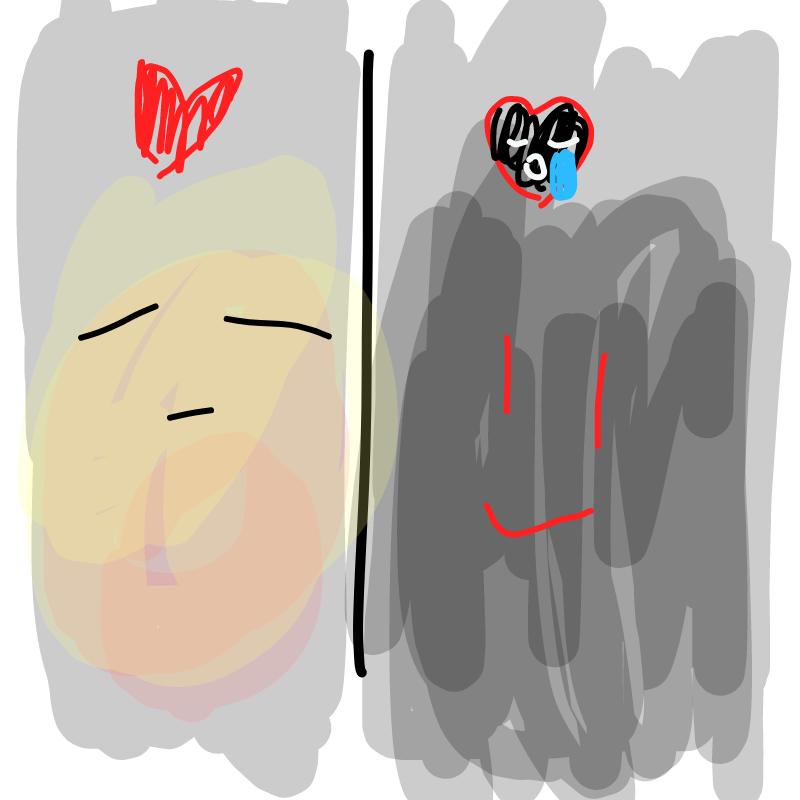 흐에엥 근.. : 흐에엥 근데 언텔 예기 좀 마니 슬픈 거 가태ㅠㅠ 스케치판 ,sketchpan