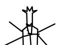 장수풍뎅이 : 장수풍뎅이이다! 스케치판 ,sketchpan