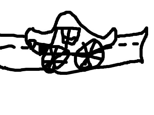 운전자동차 : 운전모습 스케치판 ,sketchpan