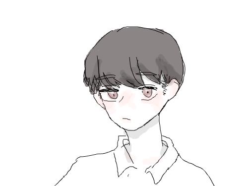 냐호 : 아 눈아파 스케치판 ,sketchpan
