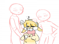삐짐?)) : 삐짐?)) 스케치판,sketchpan