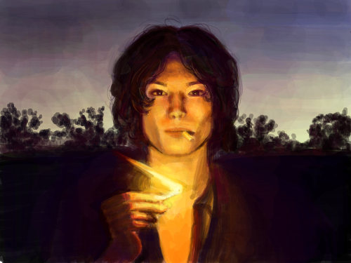 에즈라 밀러 : 빛 연습 스케치판 ,sketchpan