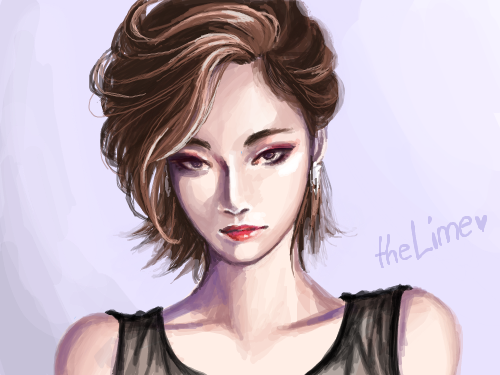 23072013 : Ga In for NYLON Korea August 2013 스케치판 ,sketchpan
