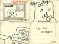 오래된연인3 : 오래된커플 그와 그녀의 곤혹스러운 그때.. 스케치판 ,sketchpan