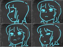 우는소녀 : 우는소녀우는소녀 , 스케치판,sketchpan,스케치판