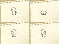 오예춤 : ㅋㅋㅋ 그냥 춤추는 캐릭터~ 스케치판 ,sketchpan