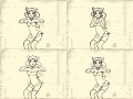 원더걸스춤일부 : ㅋㅋㅋㅋ 춤이 넘 코믹하게 변했네요~ 스케치판 ,sketchpan