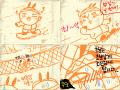 멈머첫보딩 : 멈머첫보딩-보딩은 위험하니 조신하게 배우세요~ 스케치판 ,sketchpan