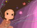 샤랑랑소녀 : 소녀일러스트 스케치판 ,sketchpan