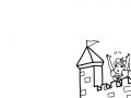 () ()을 맞이하는 공<font style=font-size:8px>..<font> : 공주는 무었 때문에 기뻐하는 걸까요? 스케치판 ,sketchpan