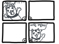무슨일이?? : 씨봉이에게 무슨일이? 스케치판 ,sketchpan