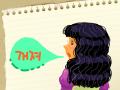강력한 한마디 : 싫은 사람이 있다면 무표정한 얼굴로 한마디 해 주세요 꺼져 스케치판 ,sketchpan