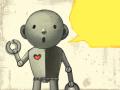 로봇 : 로보트,로봇,빈칸체우기 스케치판 ,sketchpan
