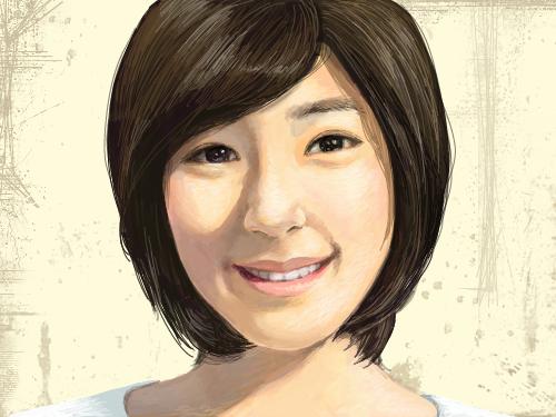 소녀시대 : 소녀시대 맴버 중 누구일까요? 스케치판 ,sketchpan