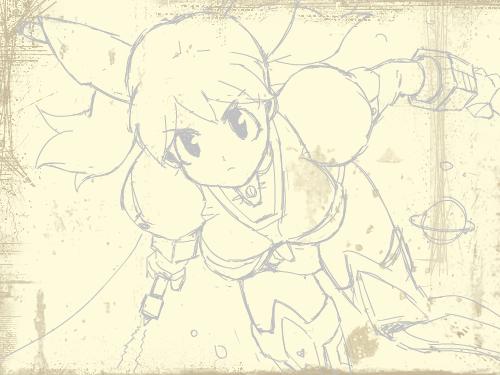 한별아씨그려볼까? : 일단 밑선그리기~요호~ 스케치판 ,sketchpan