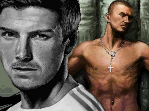 Beckham : Beckham 스케치판 ,sketchpan