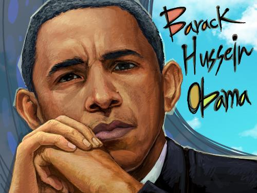 OBAMA : OBAMA 스케치판 ,sketchpan