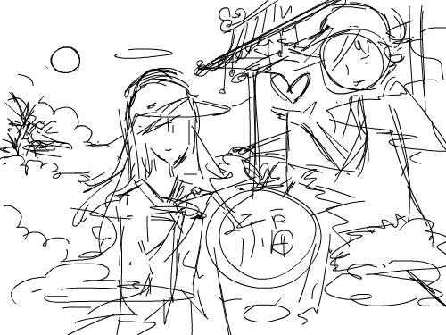 121212 : 121212 스케치판 ,sketchpan