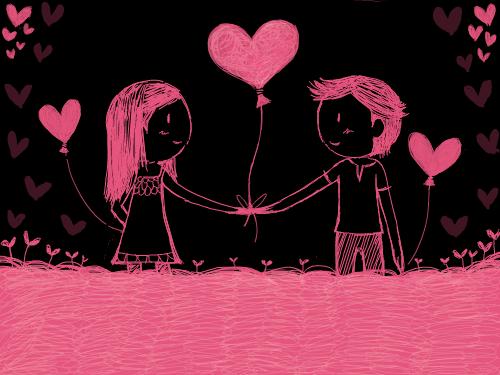 lovememo : 사랑이란~연애란~결국 두사람 서로가 아니고서는 이해할 수 없는 둘만의 이야기일 뿐.끈을 이어가는 것도 놓는 것도 두사람의 선택일 뿐이다.둘만의 마음을 신중히 생각하고 소중히 할수있기를... 스케치판 ,sketchpan