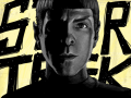 STARTREK : 스폭(SPOCK)을 함 그려봤어요. ㅋㅋ 어떻게 보면 외계인역활이라 그런가 이상해 보이기도 하고 잘생겨 보이기도 하고 ㅎㅎ완전잼있다면서요. 나도 보러가야지~ 스케치판 ,sketchpan