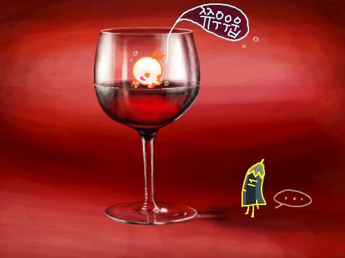 몽당연필님한모금만? : ㅋㅋㅋㅋㅋㅋㅋ 스케치판 ,sketchpan