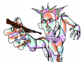 artifical : asdfaff 스케치판 ,sketchpan