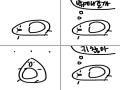 코로난데 .. : 코로난데 어딜 가 스케치판 ,sketchpan