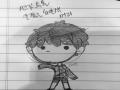 오너캐 : 오너캐 스케치판 ,sketchpan