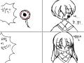 죽어버린 나?! [ 2화 ] : ㅋㅋㅋㅋㅋ..ㅠㅠ 스케치판 ,sketchpan