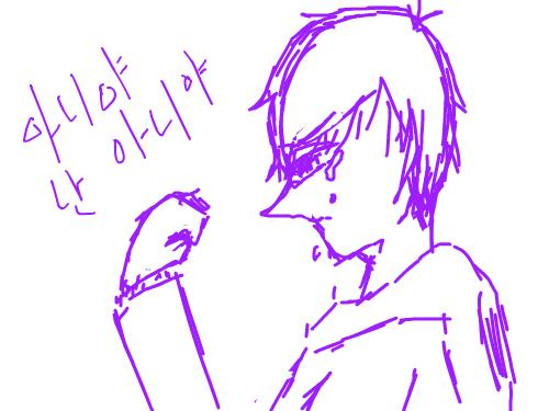이치마츠 : 그냥 우는 이치마츠 스케치판 ,sketchpan