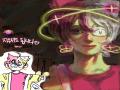 회화적인 .. : 회화적인 그림을 시도하고싶어서 그려봤는데 뭔가 난잡해졌네용...! 스케치판 ,sketchpan