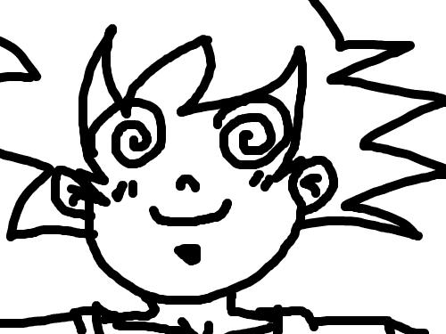 드래곤볼 : 손오공 어린이 스케치판 ,sketchpan
