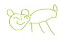 하마 : 하마 스케치판 ,sketchpan