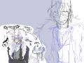 중셉! : 중셉! 스케치판 ,sketchpan