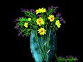 FLOWERS : FLOWERS IN VASE 스케치판 ,sketchpan