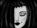 GOTH GIRL : GOTH GIRL 스케치판 ,sketchpan