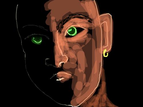 TOUGH GUY : TOUGH GUY 스케치판 ,sketchpan