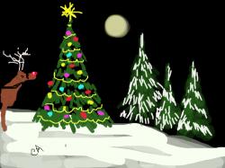 santaville : santa's place , 스케치판,sketchpan,warden