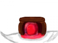chocolate covered cherry : candy 스케치판 ,sketchpan