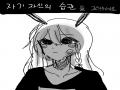 멍때리다가.. : 멍때리다가 우울한생각햐서 자주 웁니다 ( 최근에 생긴 증상ㅇ ) 스케치판 ,sketchpan