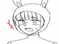 놀라는거 .. : 놀라는거 귀엽더 스케치판,sketchpan