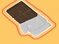 이 그림을 .. : 이 그림을 보시는 분들께 드리는 초콜릿(그림)!(?) (내가 뭐라고 하는건지는 모르겠다 헷갈린다 초콜릿이 뭔가 비뚤어져있는것같지만 무시한다 무지 졸리기 때문이다..) 스케치판 ,sketchpan