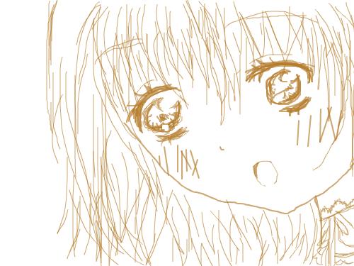 히나모리 아무 : 망했슴다.....ㅠㅠ 아무팬들 ㅈㅅ합니다..ㅜㅜ 스케치판 ,sketchpan