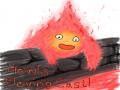 하울의 움.. : 하울의 움직이는 성 스케치판,sketchpan