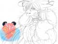 색칠까진 .. : 색칠까진 무리.. 스케치판 ,sketchpan